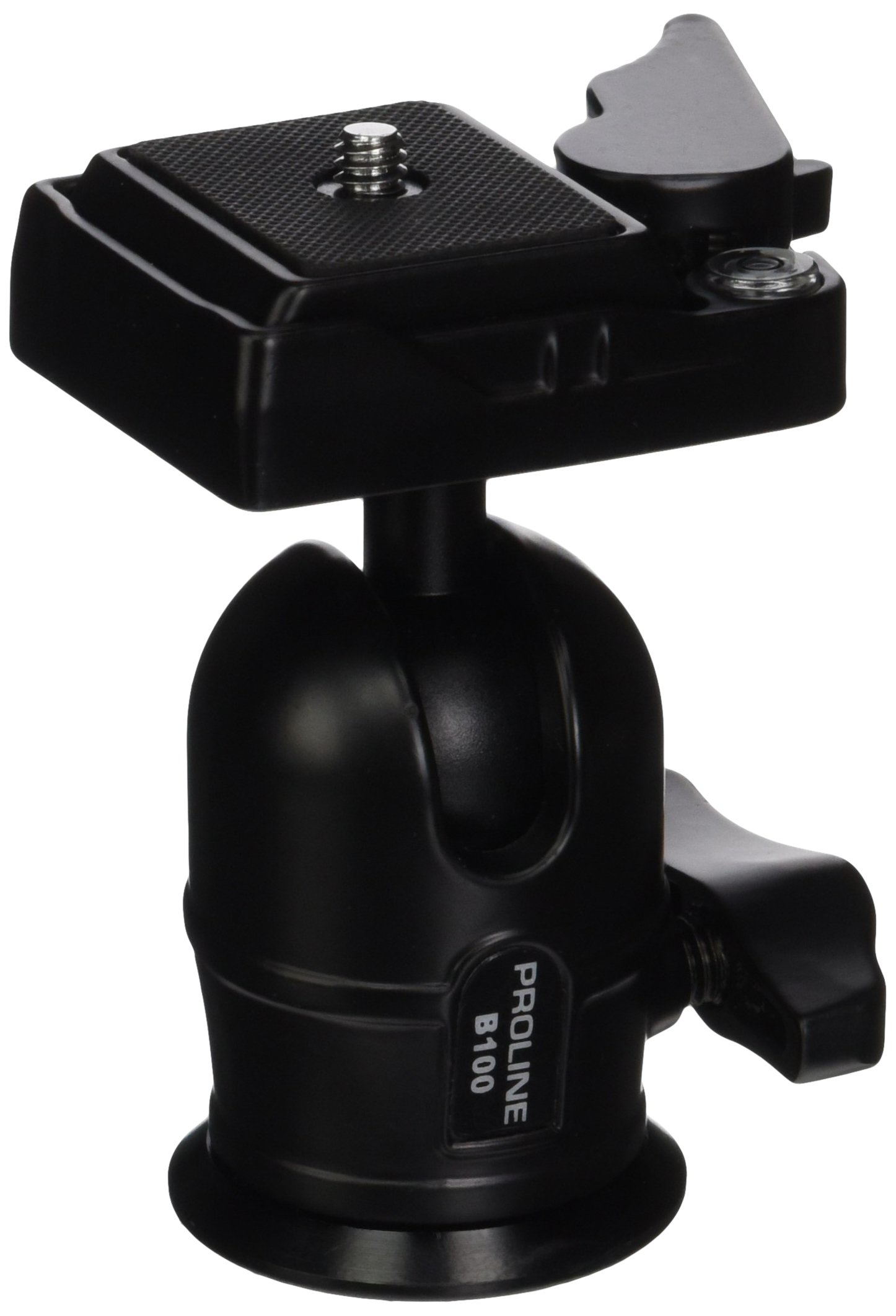 Dolica B100 Lightweight, Medium, Tripod Ball head, Black, compact