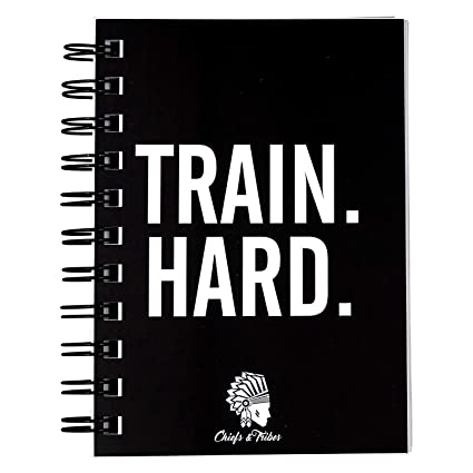 amazon com chiefs tribes fitness planner i workout journal for