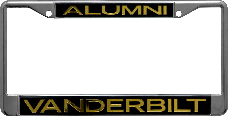 NCAA Vanderbilt Commodores License Plate Frame Alumni Wincraft 3741