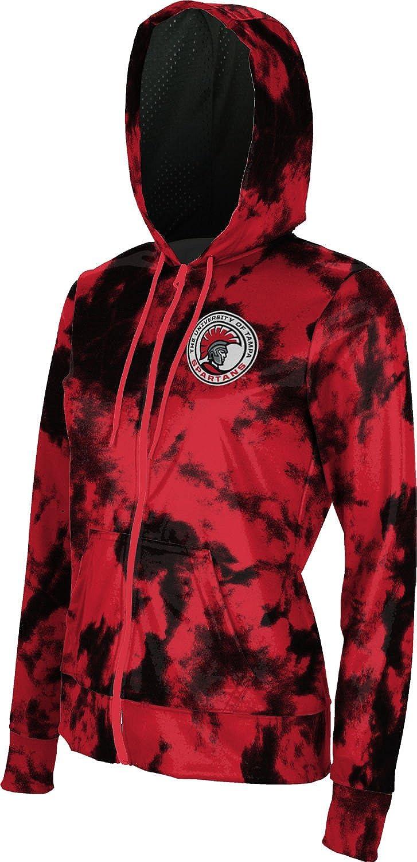 School Spirit Sweatshirt ProSphere University of Tampa Girls Zipper Hoodie Grunge