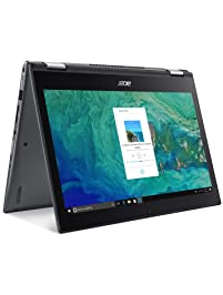"Acer Spin 5 SP513-52N-85LZ, 13.3"" Full HD Touch, 8th Gen Intel Core i7-8550U, Alexa Built-in, 8GB DDR4, 256GB SSD..."