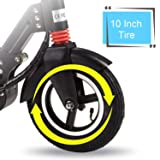 Freego 10 Inch Folding Electric Kick Scooter, 3