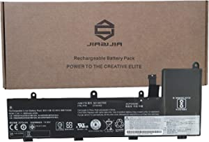 JIAZIJIA 01AV442 Laptop Battery Replacement for Lenovo ThinkPad Yoga 11E 4th Gen Chromebook Series Notebook SB10K97595 01AV443 SB10K97596 11.4V 42Wh 3685mAh