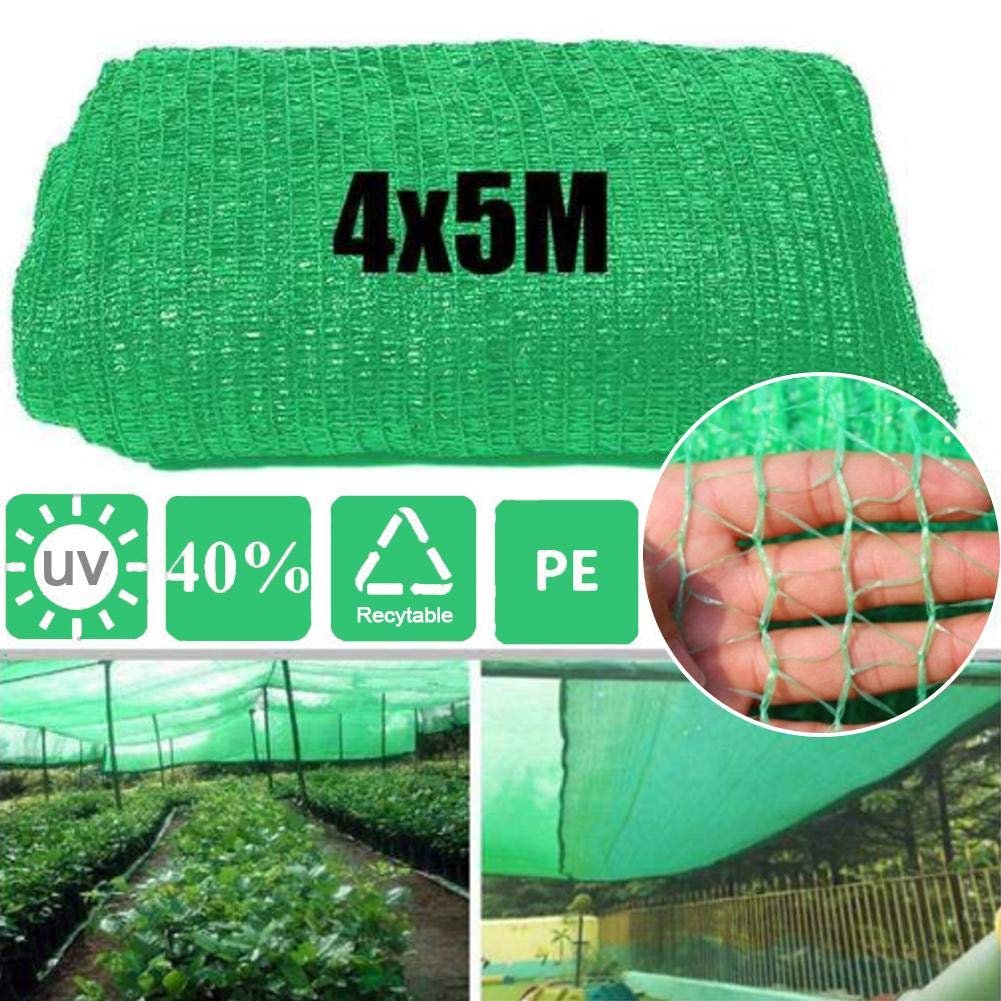dewdropy 45M Sunscreen Visor Greenhouse Plant Covering Cloth Barn Umbrella Covering Garden Terrace Orchard Accessories