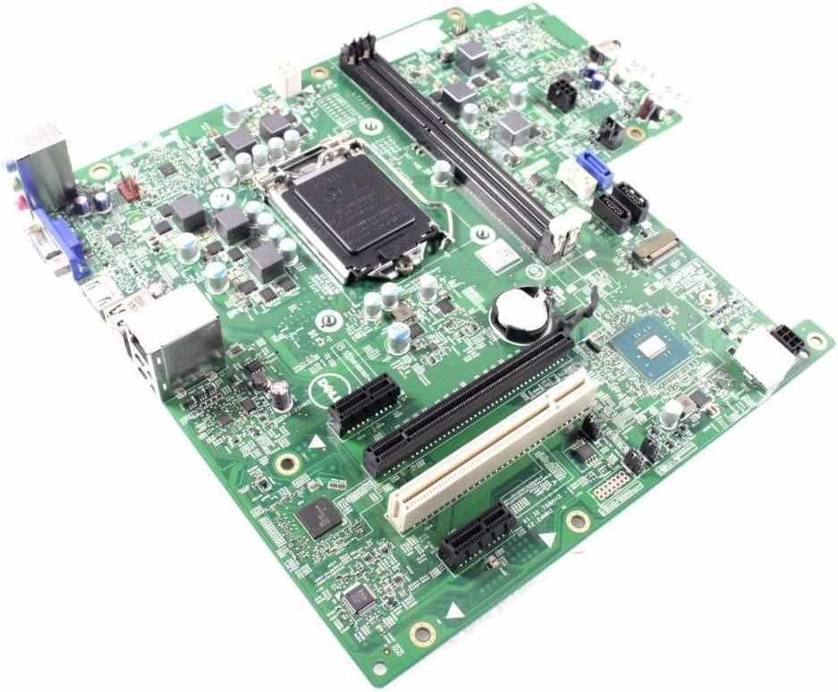 Dell Inspiron 3650 Intel H110 Chipset LGA 1151 Socket DDR3L-SDRAM 2 Memory Slots 6 USB Ports Motherboard 3K8GN 03K8GN CN-03K8GN C2XKD