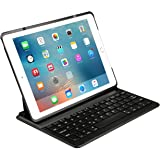 Inateck iPad Air 2,iPad Pro 9.7 Inch Keyboard Cover with Intelligent Switch and Multi-Angle Stand 【Not compatible with 2017 New iPad 9.7 inch/iPad Air1】,Black