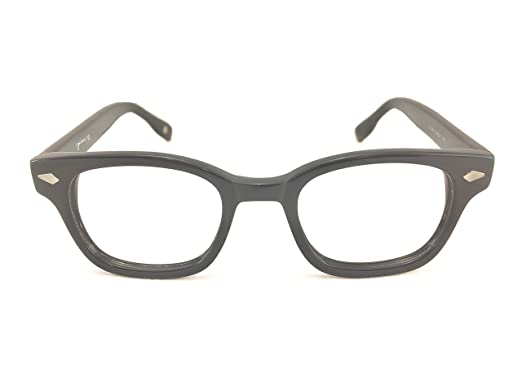 823ed8b643 Image Unavailable. Image not available for. Color  John Lennon JL09  Eyeglass Frame - Black