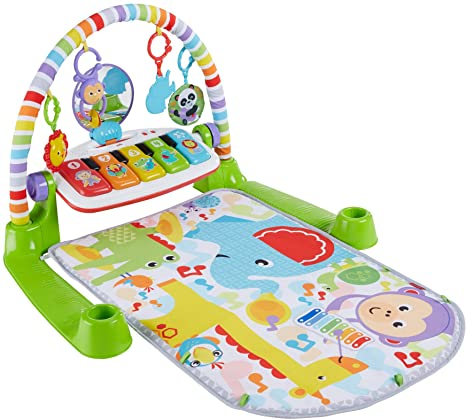 82dc4588a8c Fisher Price Deluxe Kick and Play Piano Gym
