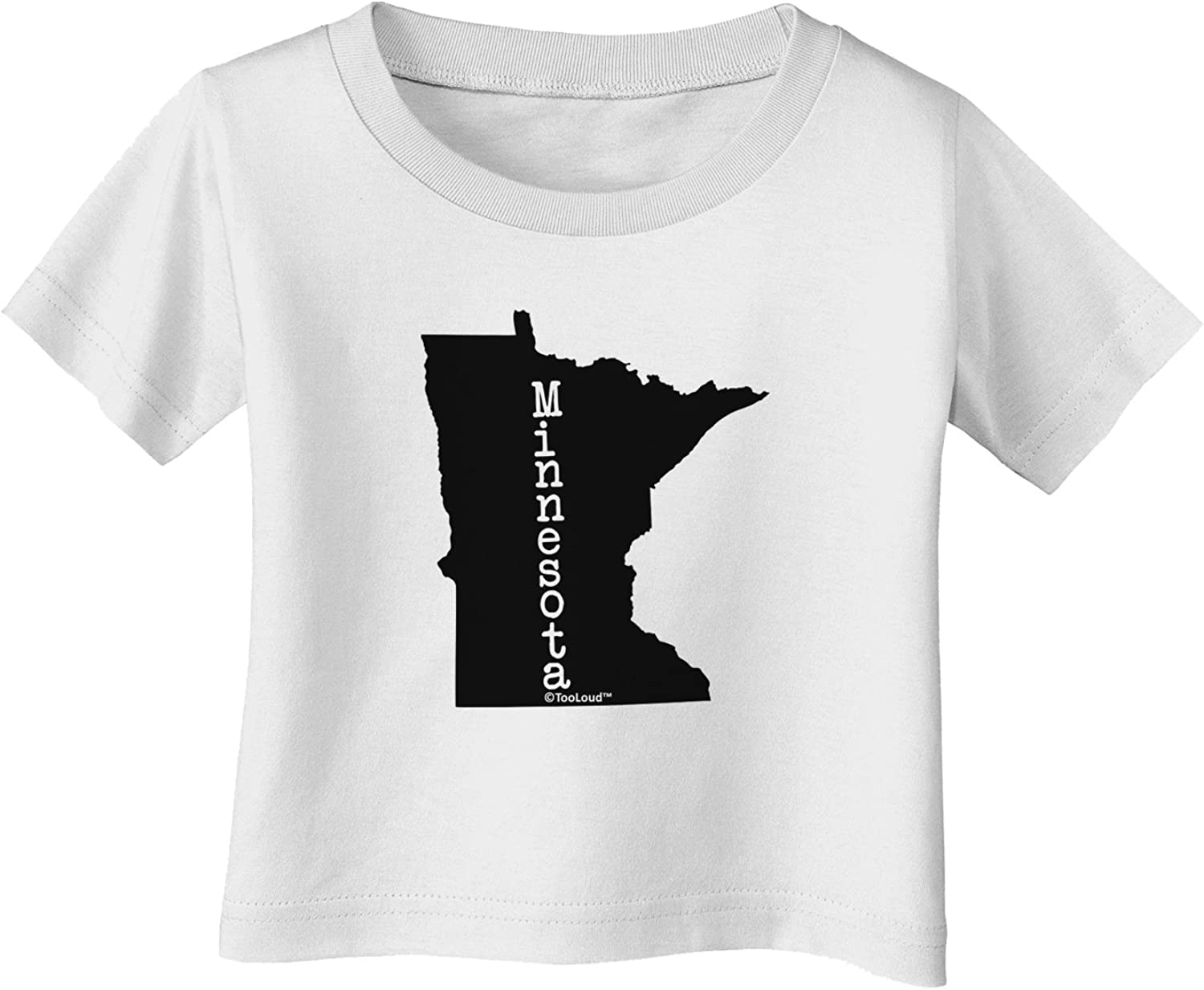 United States Shape Toddler T-Shirt TooLoud Missouri