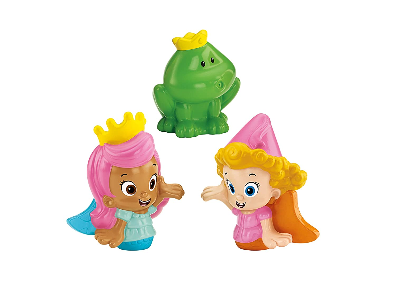 Amazon.com: Fisher Price Nickelodeon Bubble Guppies, Bath Squirters: Toys U0026  Games