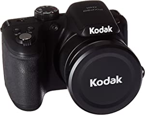 "Kodak PIXPRO Astro Zoom AZ401-BK 16MP Digital Camera with 40X Optical Zoom and 3"" LCD (Black)"
