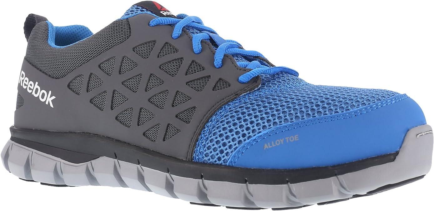 reebok blue shoes