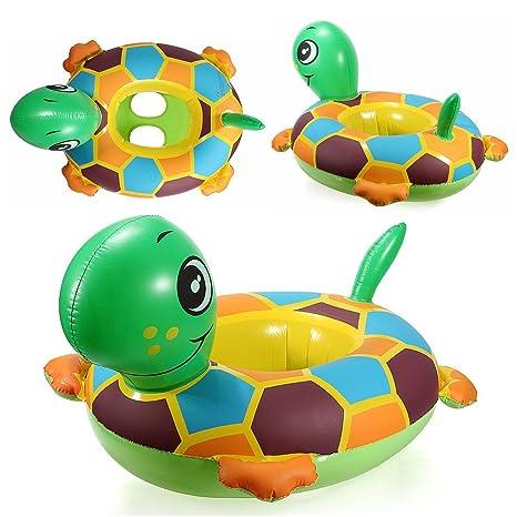 King Do Way - Flotador en forma de tortuga