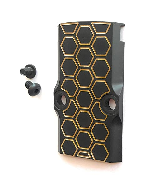 TF Tactical customs RMR Cover Plate P80 for Glock Honeycomb