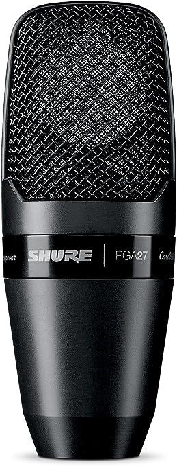 Shure PGA27-LC Condenser Microphone