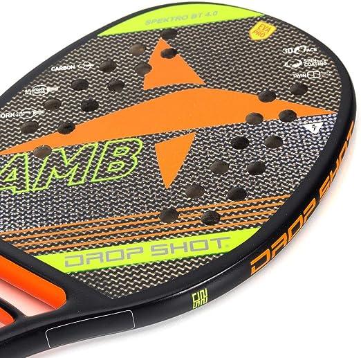 Amazon.com: Dropshot Spektro 4.0 - Pala profesional de tenis ...