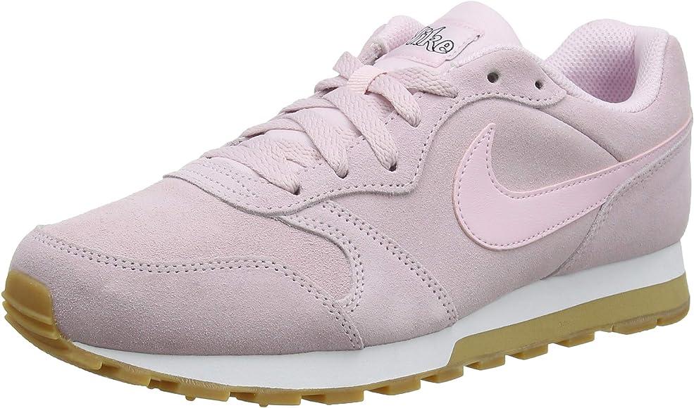 Nike MD Runner 2 Se, Zapatillas de Running para Mujer, Rosa (Pink ...