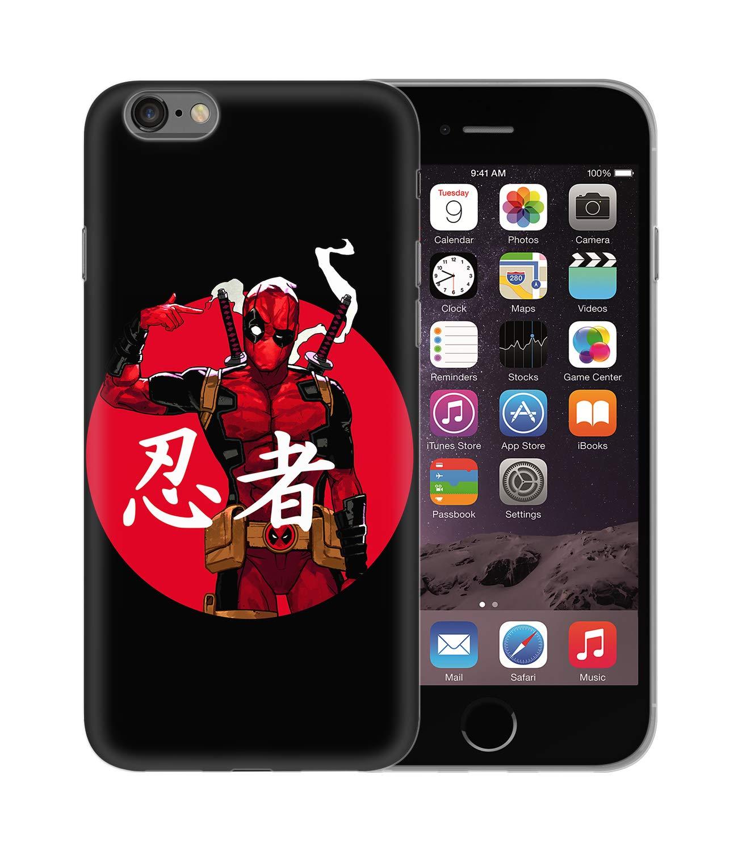 Deadpool Funny Ninja Cool_BEN5091 Protective Phone Mobile De ...