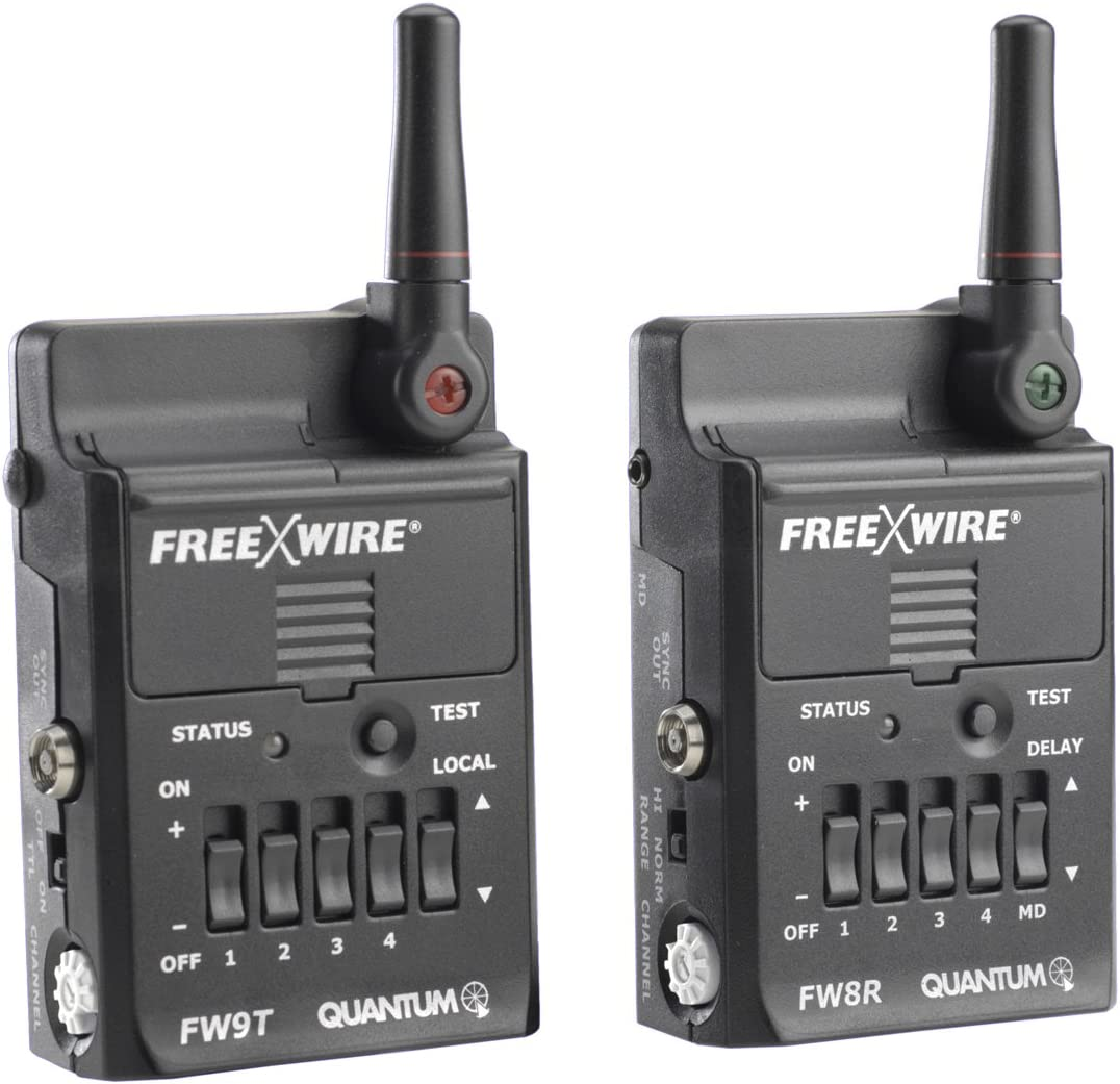 Quantum FreeXwire Transmitter//Receiver Set FW89