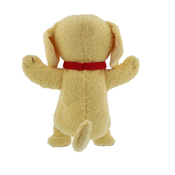 MerryMakers Biscuit Plush Doll, 10-Inch