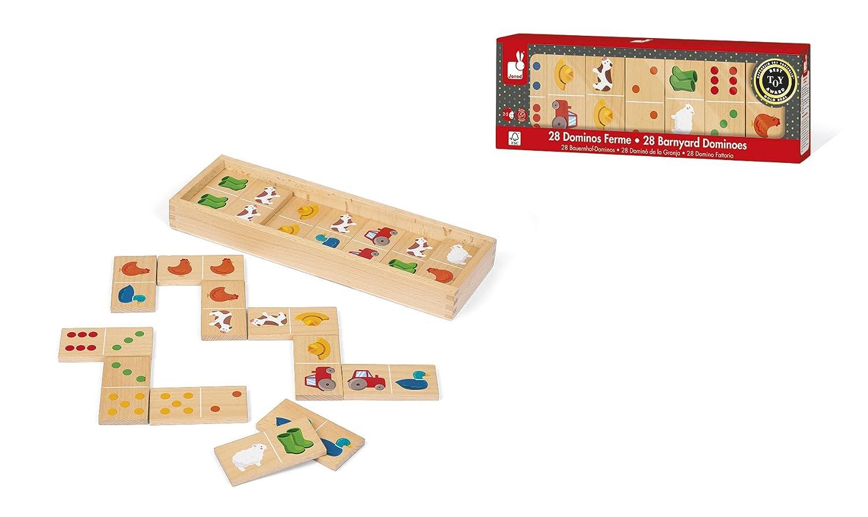 Amazon.com: Janod Dominos: Toys & Games