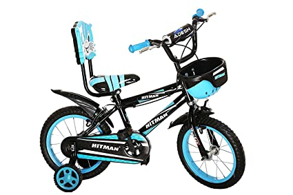 Buy Ny Bikes 14t Hitman Steel Kids Bicycle For 2 To 4 Years Kids