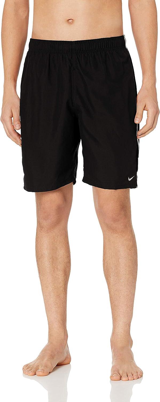 "Nike Men's Racer 9"" Volley Short Swim Trunk"
