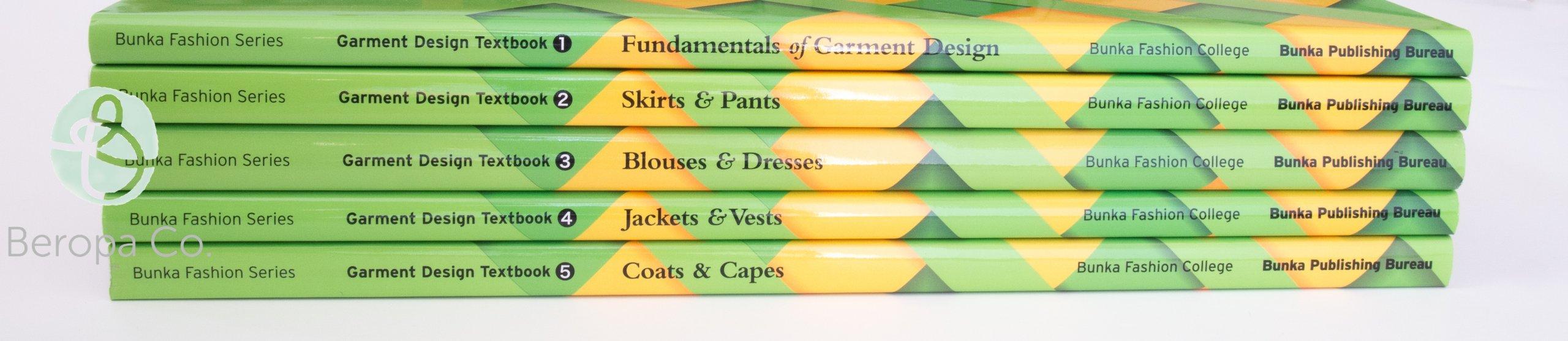 Bunka Fashion Series Garment Design Textbook 5 Coats Capes Bunka Publishing Bureau Bunka Fashion College Sunao Onuma Dr Satoshi Onuma 9784579112807 Amazon Com Books