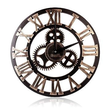 Reloj Pared Leroy Merlin Finest Relojes De Pared Adhesivos En Leroy