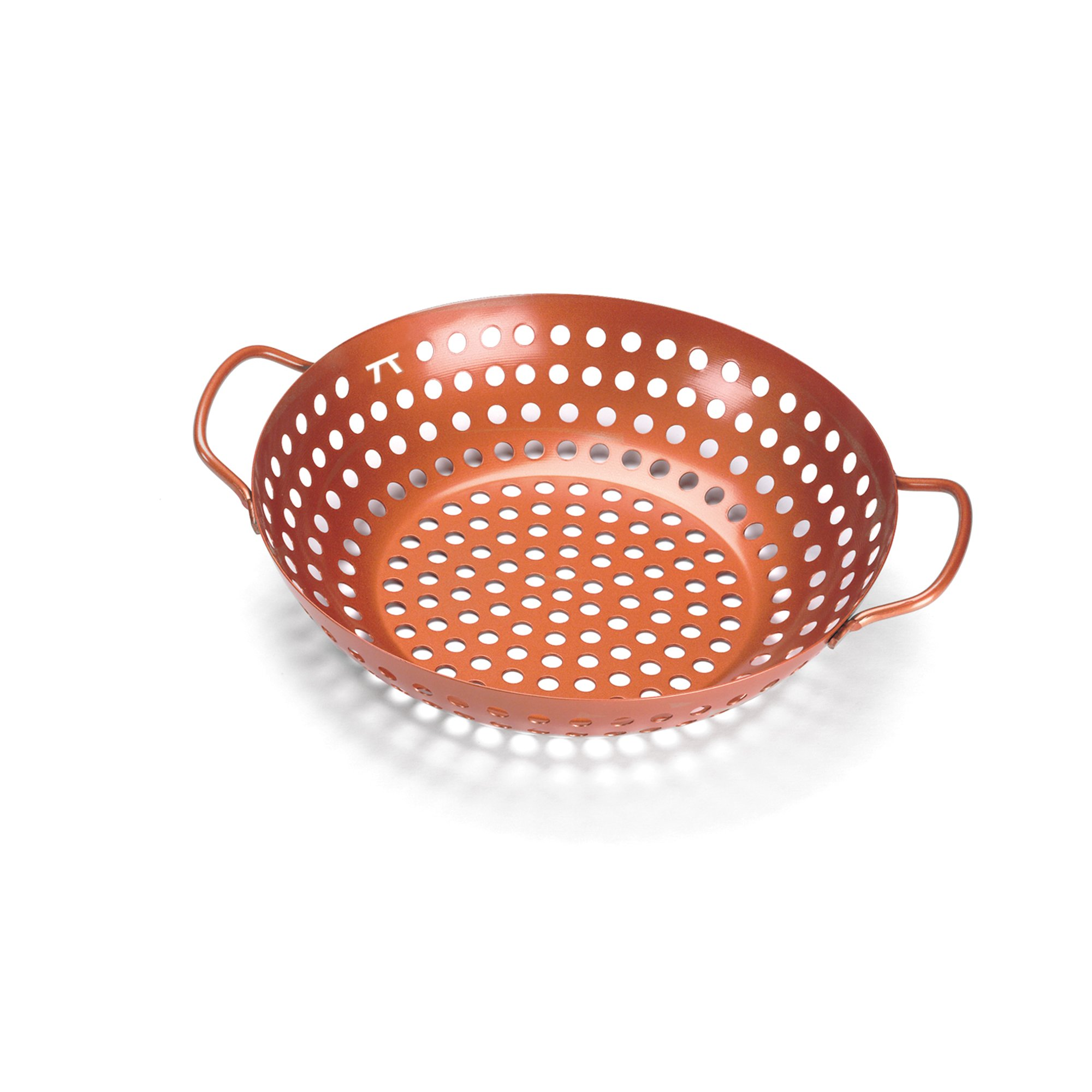 Outset QN70 Round Grill Wok, Copper Non-Stick