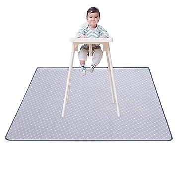 Amazoncom Splat Mat For Under High Chair Floor Mat Baby