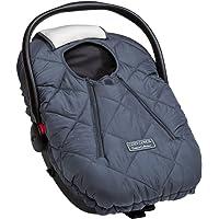Funda Premium Collection acogedora, protección de asiento de auto para bebé, Carbón