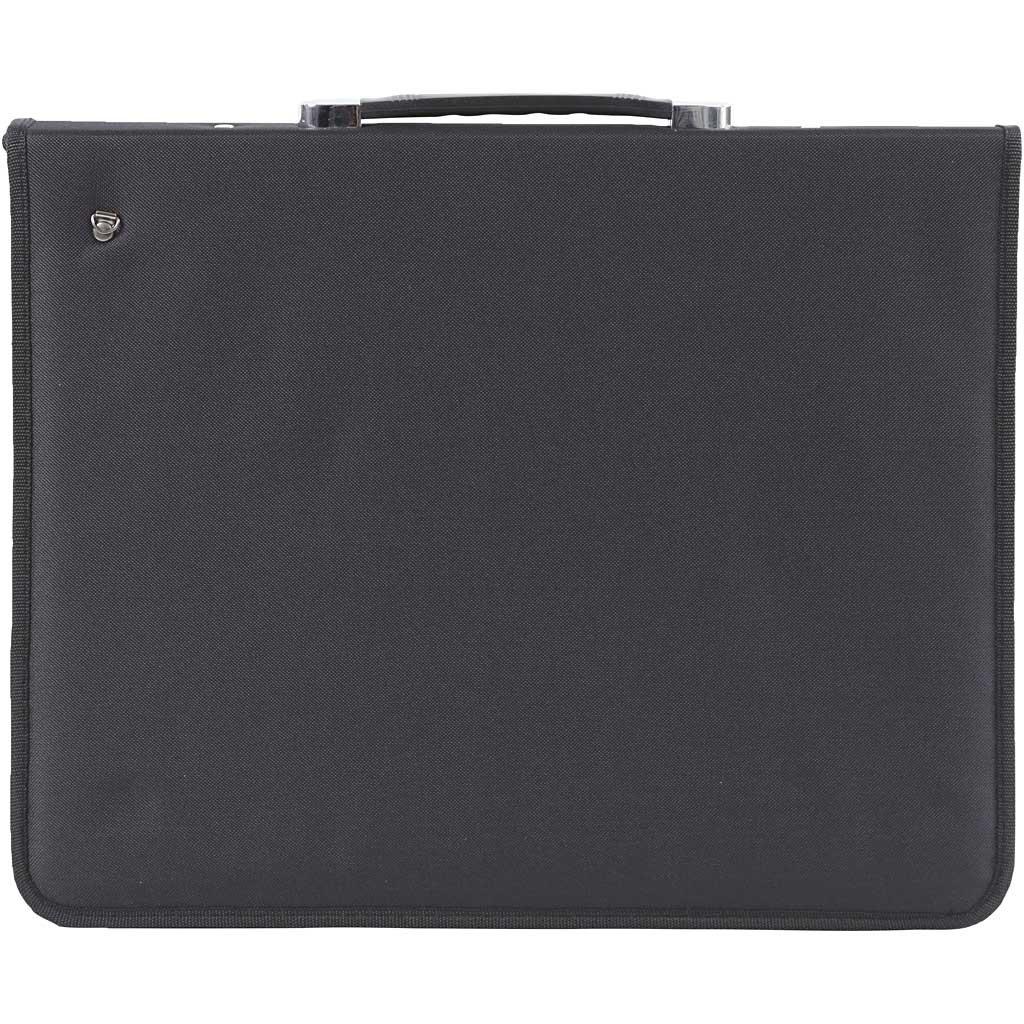Portfolio Portfolio - A3MPP, A3 A3, 1 pezzo, nero. Creativ Company