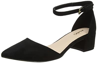 41fddf4ea9c0 Aldo Women s Zulian Closed Toe Heels  Amazon.co.uk  Shoes   Bags
