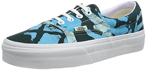 4a2271213649be Vans Unisex Era Della Sneakers-Batik Multi Blue-10