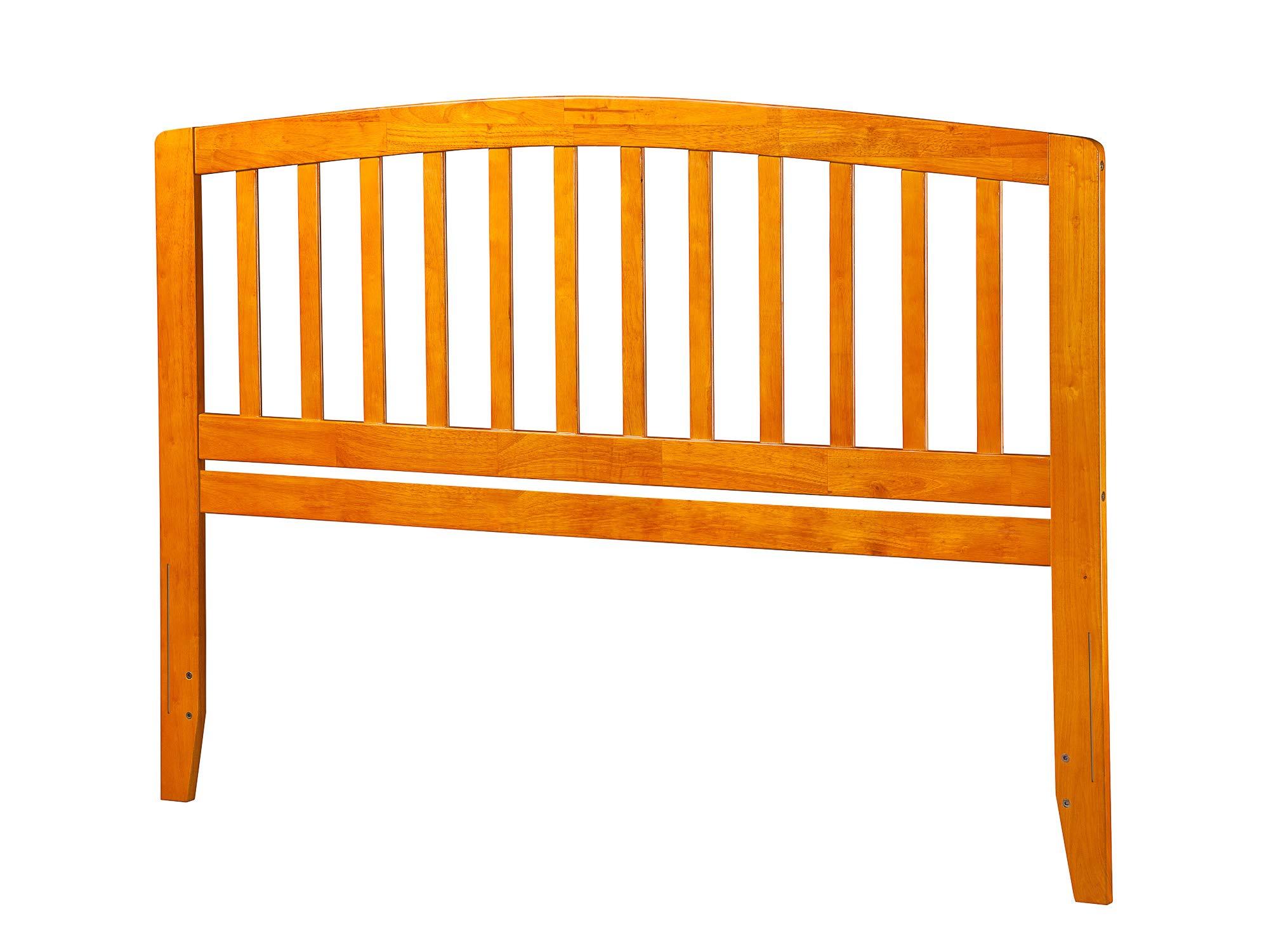 Atlantic Furniture AR288857 Richmond Headboard, King, Caramel by Atlantic Furniture