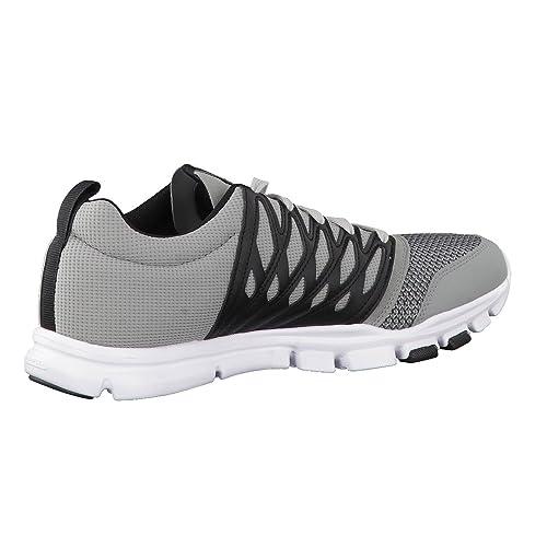 REEBOK Men Yourflex Train RS 5.0 Sneaker Herren Fitness Sport Schuh grau 44,5