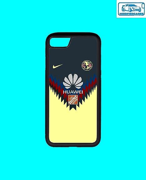 2a60454e5d7 Amazon.com  Club America Jersey 2018 Bumper Phone CASE iPhone 7 8 ...
