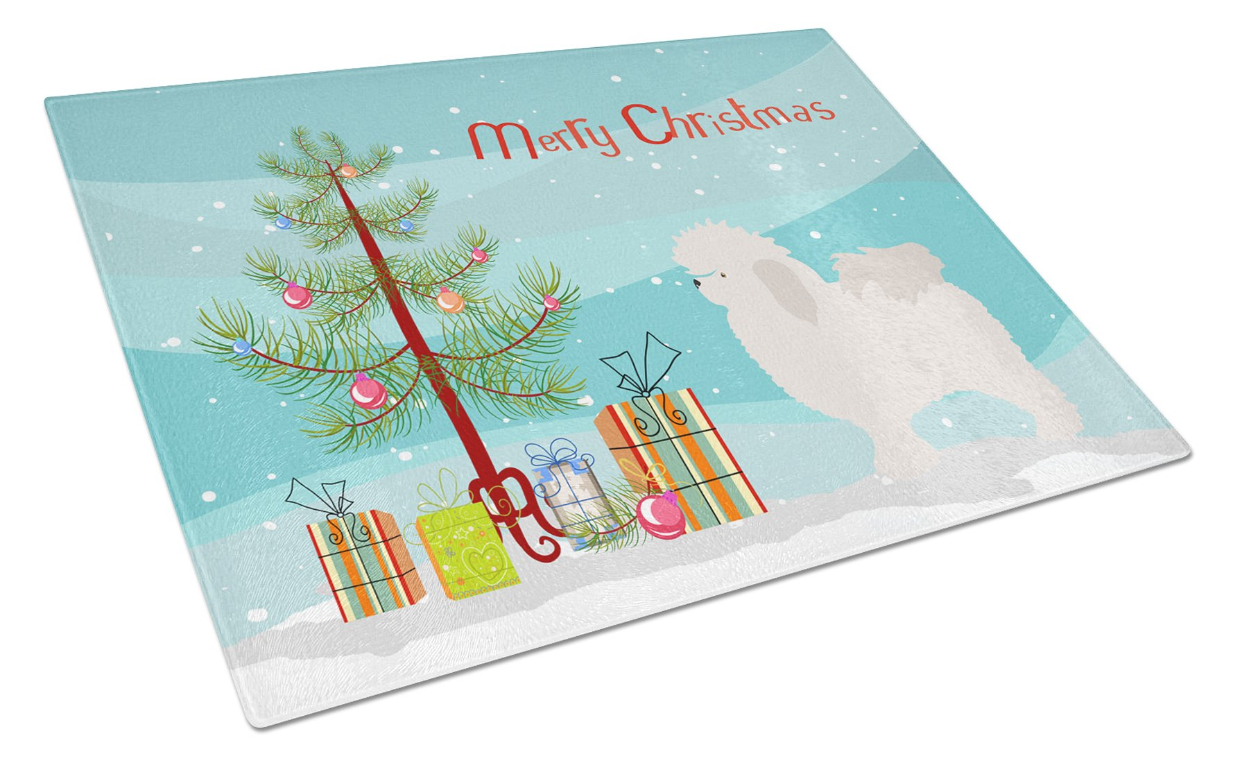 Carolines Treasures English Springer Spaniel Christmas Floor Mat 19hx27w Multicolor