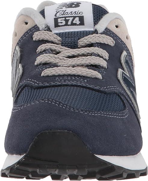 c82f96b34a New Balance GC574V1, Sneaker Unisex - Bambini, Blu (Navy), 35.5 EU ...