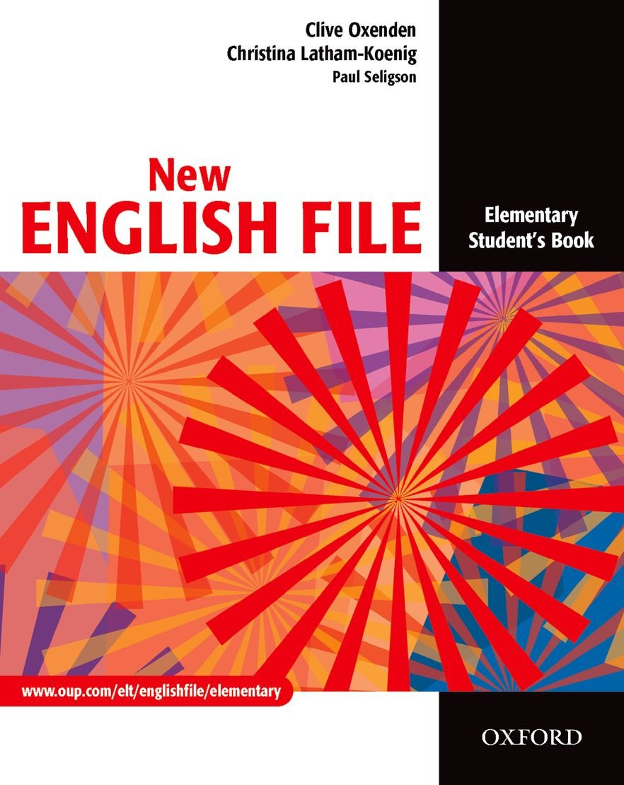 English File. New Edition. Elementary. Student's Book (New English File)