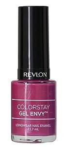 Revlon Colorstay Gel Envy Long Wear Nail Enamel, Royal Flush (11.7ml)