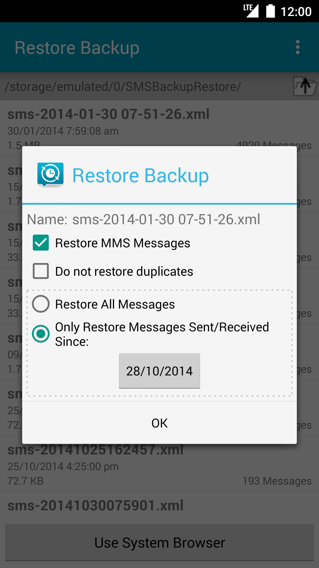 Phone Android Phone Sms Backup amazon com sms backup restore appstore for android