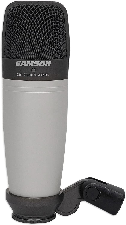 Samson C01 - Best Recording Microphone Under 100