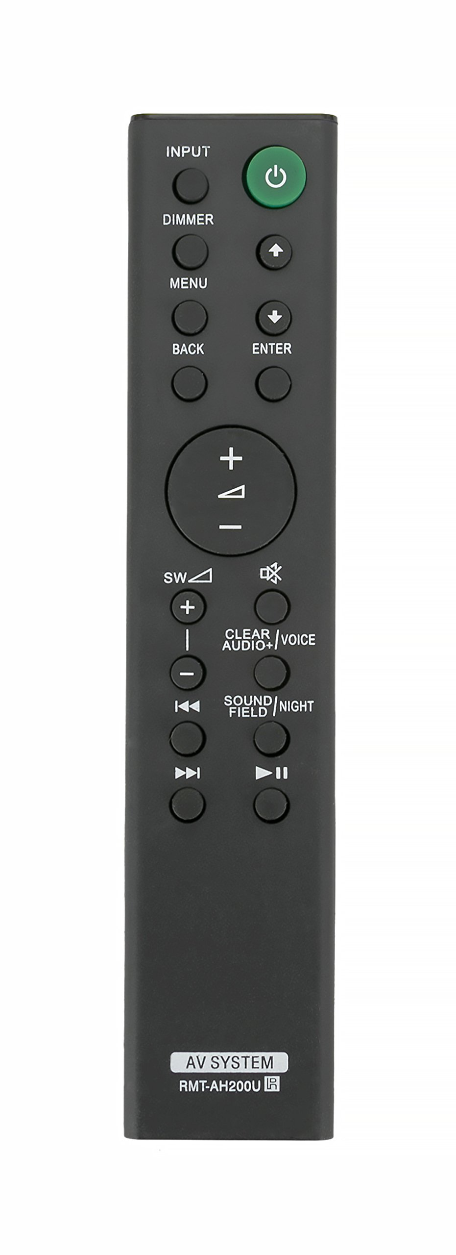 New RMT-AH200U Replace Remote fit for Sony Soundbar HT-CT390 SA-CT390 HT-RT3 Ht-rt40 HT-RT4 SA-WCT390 Home theater by Vinabty