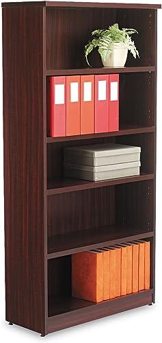 Alera VA636632MY Valencia Bookcase - the best modern bookcase for the money