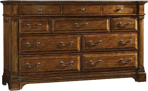 Hooker Furniture Tynecastle 10 Drawer Dresser