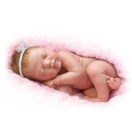 Ashton Drake - Mucho amor - Muñeco realista bebé recién nacido - De ...