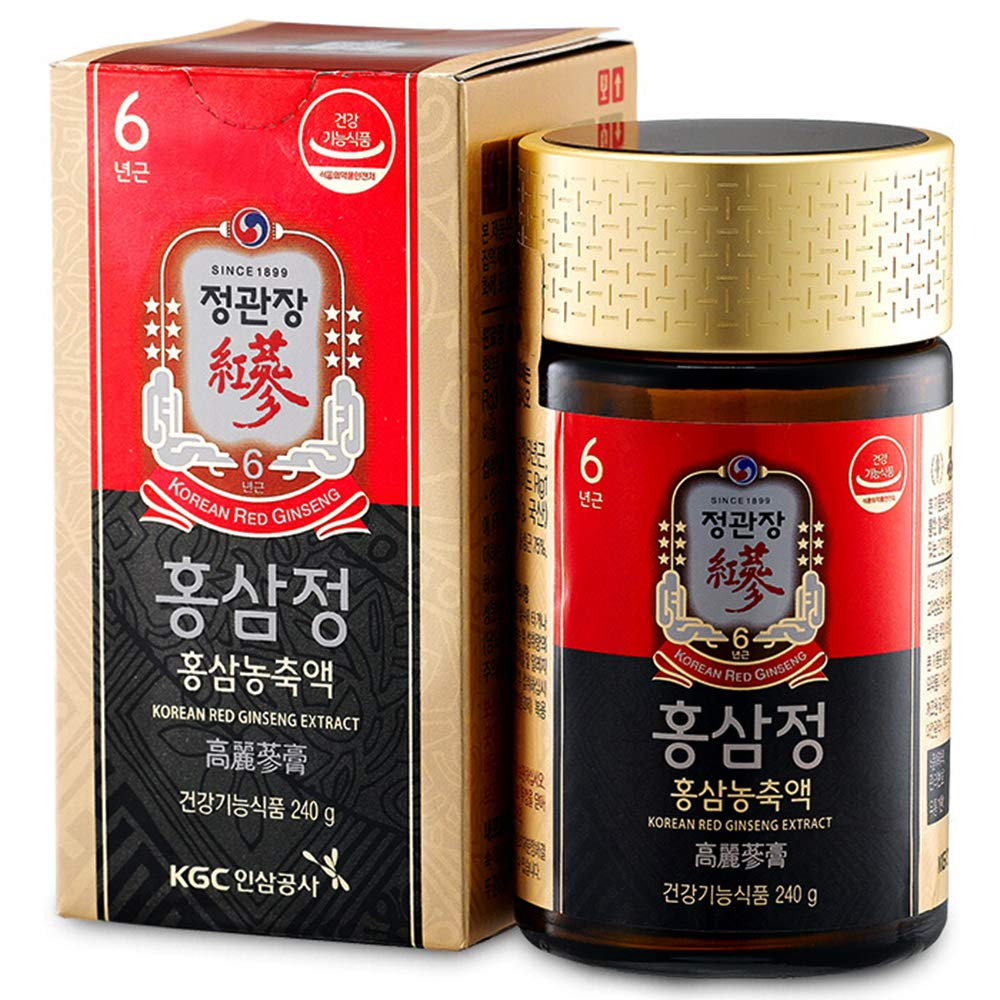 KGC Cheong Kwan Jang Korean Red Ginseng Extract 240 gram