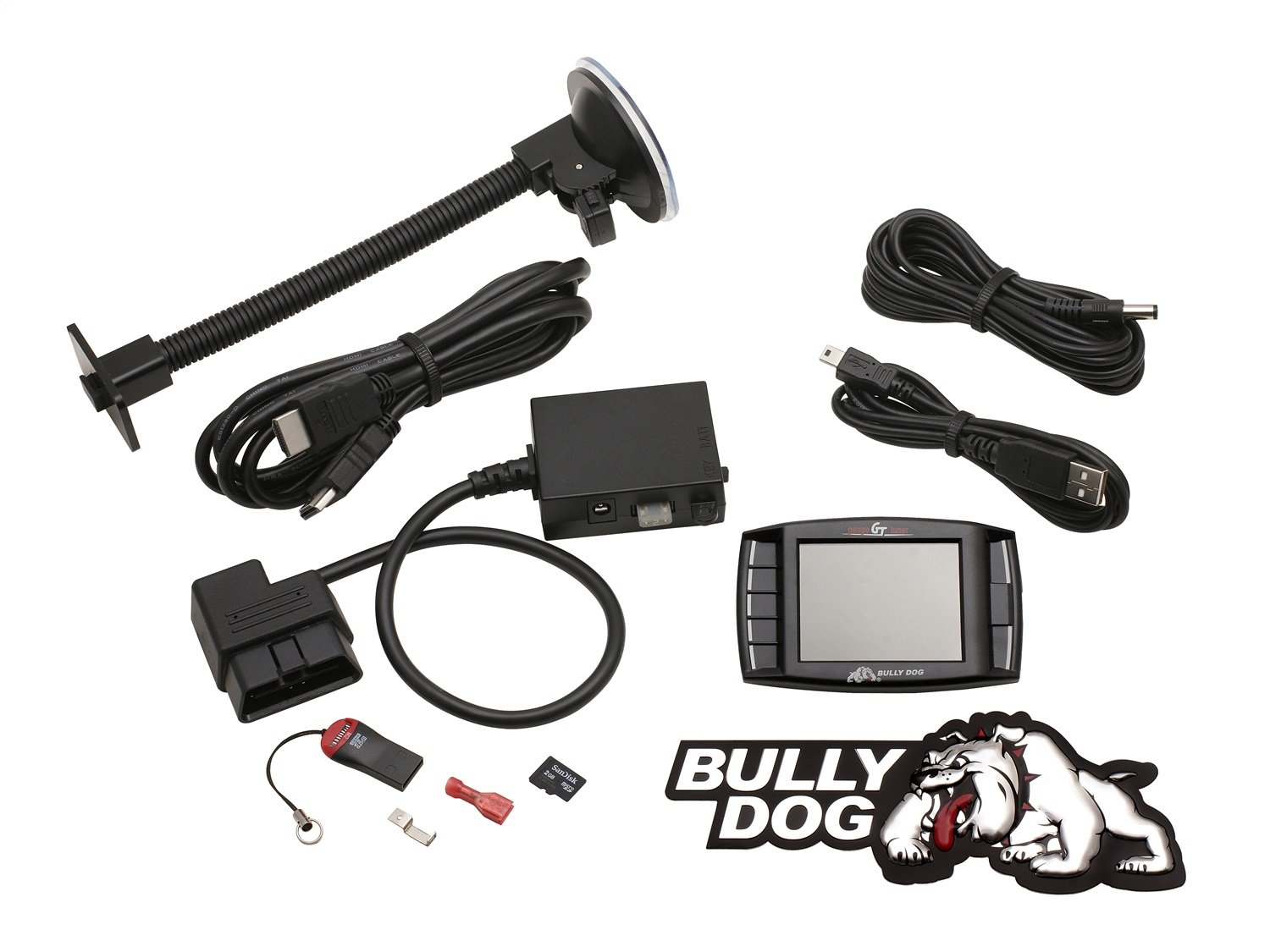 Bully Dog 40417 GT Platinum Tuner for Gas Applications by Bully Dog